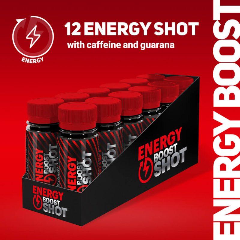 ENERGY BOOST LIQUID SHOT