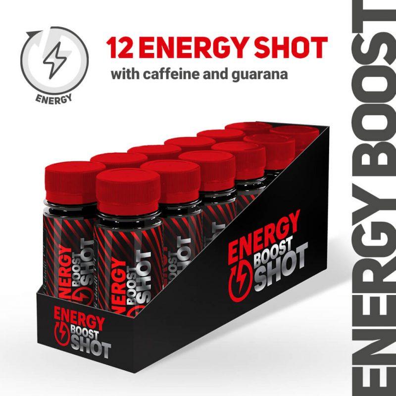 Isoforce energy shot