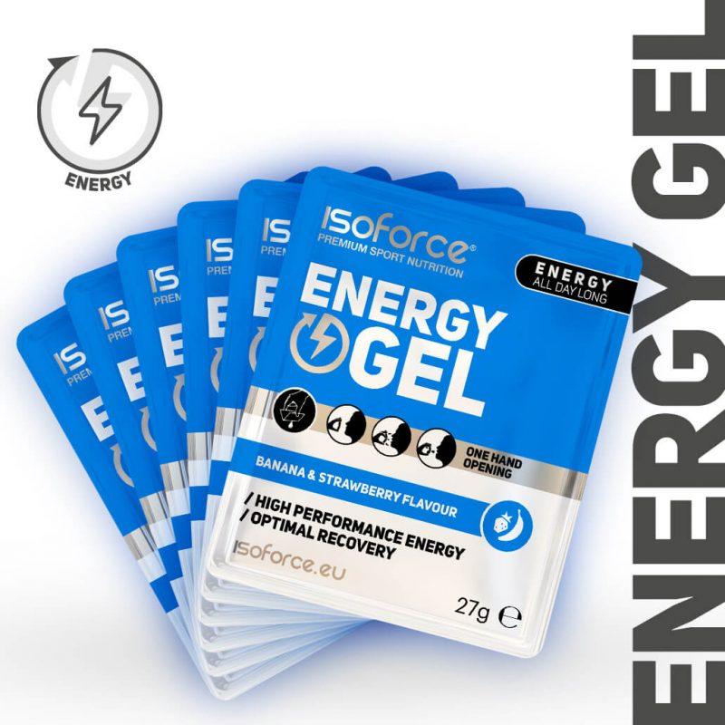 Isoforce energy gel