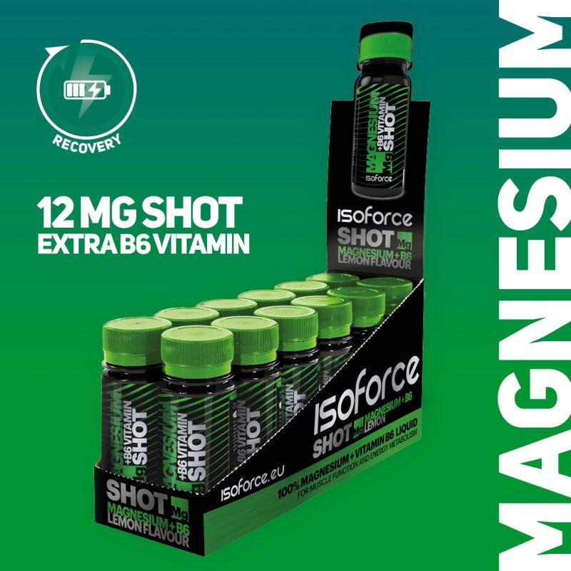 MAGNESIUM LIQUID SHOT