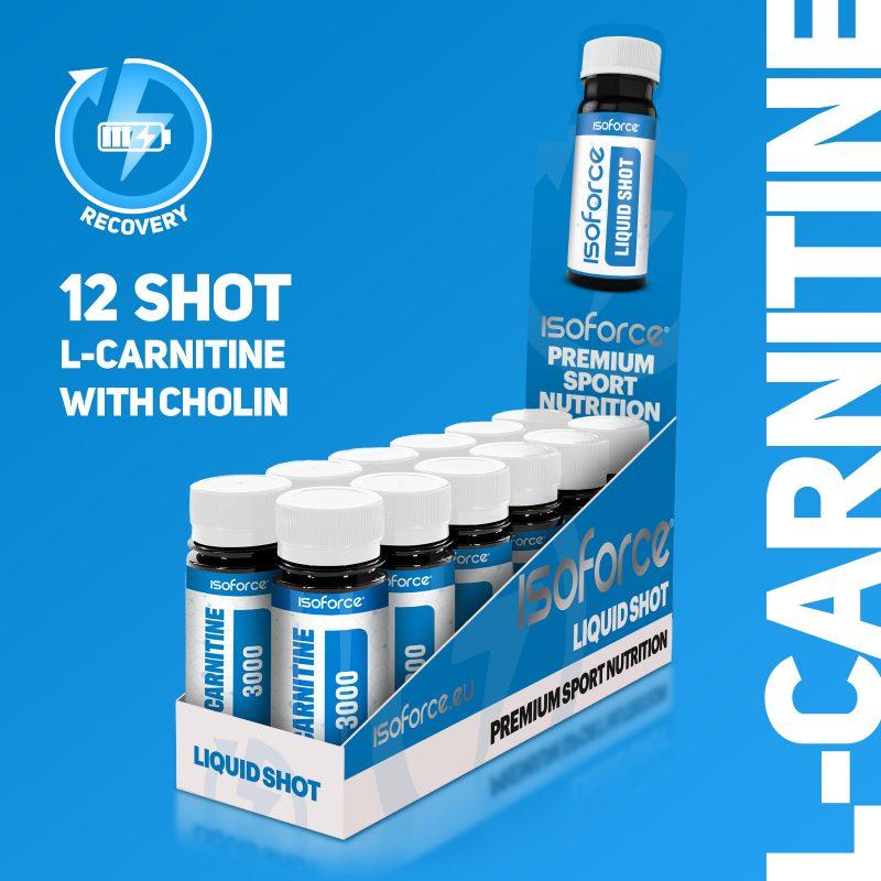 L-CARNITINE LIQUID SHOT